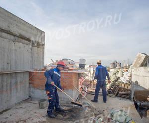 ЖК «Счастье в Тропарево»: ход строительства