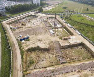 ЖК ЦДС «Северный»: ход строительства корпуса №1,2,3