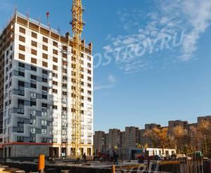 ЖК «Римского-Корсакова 11»: ход строительства корпуса №4