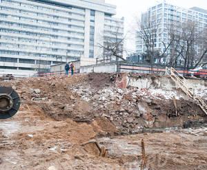 МФК «Правда»: ход строительства