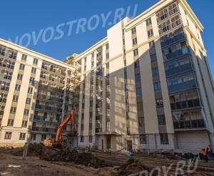 ЖК «Олимп» (Хотьково): ход строительства
