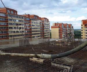 ЖК «Пятиречье»: ход строительства дома №1