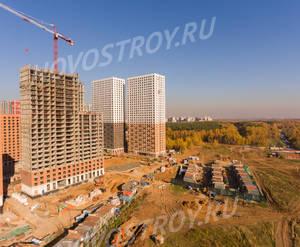 ЖК «Столичные поляны»: ход строительства корпуса №1