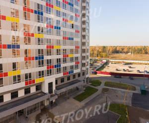 «Изумрудный» (Щитниково): ход строительства корпуса №25