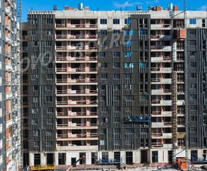 ЖК «Петра Алексеева, 12А»: ход строительства корпуса №1