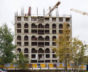 ЖК «Серебряный парк»: ход строительства корпуса №1