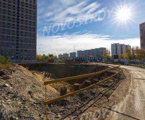 ЖК «Родной город. Октябрьское поле»: ход строительства