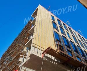 ЖК «Малая Ордынка 19»: ход строительства