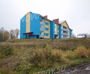 ЖК «Дом в посёлке Красносельское» (октябрь 2018)