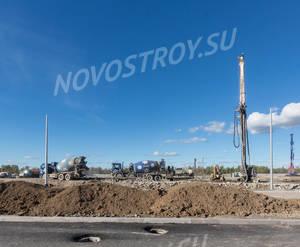 ЖК «Северная долина»: ход строительства 15 очереди