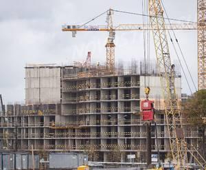 ЖК «Первый квартал»: ход строительства