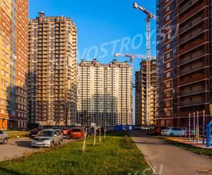 ЖК «ЖИВИ! в Рыбацком»: ход строительства ФЗУ 11