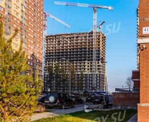 ЖК «ЖИВИ! в Рыбацком»: ход строительства ФЗУ 22