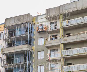 ЖК «Ренессанс»: ход строительства 1 очереди