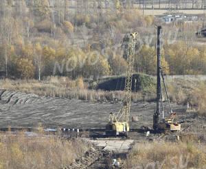 ЖК «Огни Колпино»: ход строительства корпуса №8 из группы дольщиков