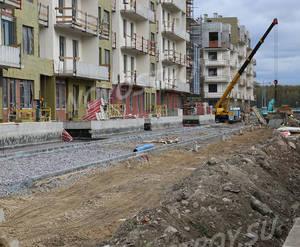 ЖК «Жемчужный берег»: ход строительства корпуса №2
