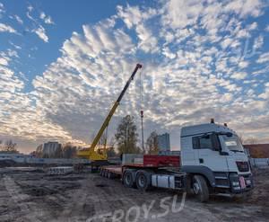 ЖК «Дом на Львовской»: ход строительства