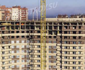 ЖК ЦДС «Муринский Посад»: ход строительства корпуса №2