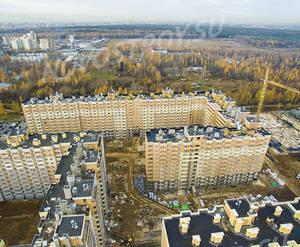 ЖК ЦДС «Новое Янино»: ход строительства корпуса А,Б,В
