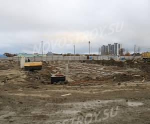 ЖК «Новоселье: Городские кварталы»: ход строительства 5 очереди