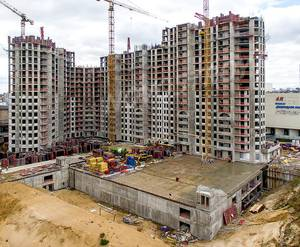 ЖК «Династия»: ход строительства