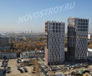 ЖК «Невский»: ход строительства корпуса №3,4