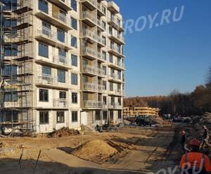 "МЖК «Андерсен»: ход строительства ""Дом у парка"""