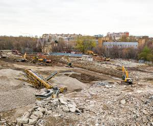 ЖК «LIFE-Варшавская»: ход строительства