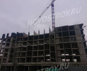 ЖК «Поколение»: ход строительства корпуса №4