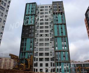ЖК «Скандинавия»: ход строительства дома №3