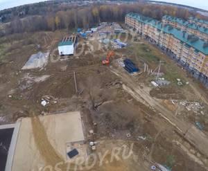 МЖК «Марьино Град»: скриншот с видеообзора