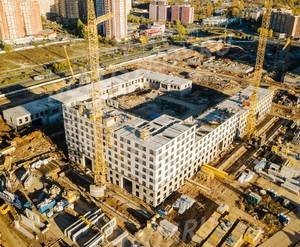 ЖК «Ярославский»: ход строительства корпуса №41/1