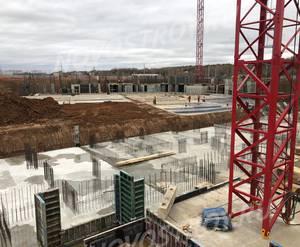 ЖК «Датский квартал»: ход строительства корпуса №3