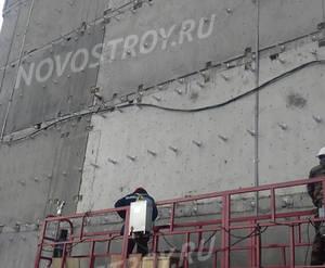 ЖК «Новый Раменский»: ход строительства корпуса №10