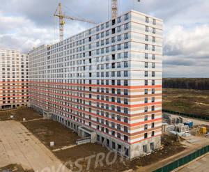 МЖК «Восточное Бутово»: ход строительства корпуса №8.1