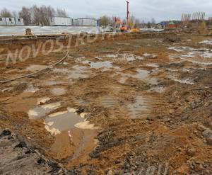 ЖК «Пехра»: ход строительства корпуса №5