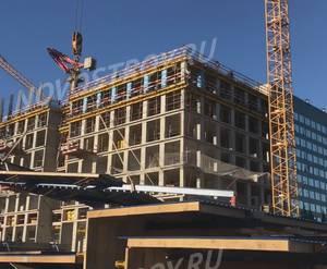 ЖК «Прайм Парк»: скриншот с видеообзора