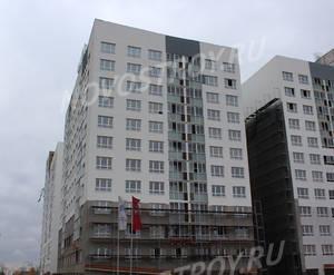 ЖК «Белые ночи»: ход строительства дома №1.2