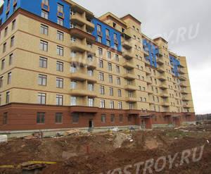 ЖК «Пятницкие кварталы»: ход строительства дома №29