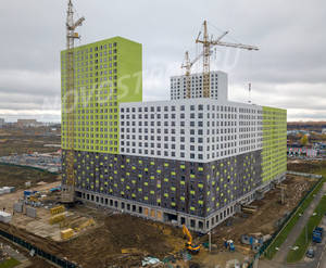 ЖК «Бутово-Парк 2»: ход строительства корпуса №23-25