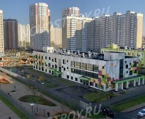 ЖК «Первый Московский»: ход строительства детского сада