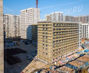 ЖК «Влюблино»: ход строительства корпуса №2
