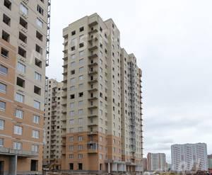 ЖК «Люберцы 2018»: ход строительства корпуса №45
