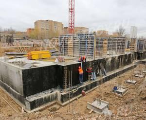 ЖК «Бригантина»: ход строительства корпуса №14.2