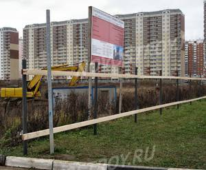 ЖК «ДОМодедово Парк»: ход строительства