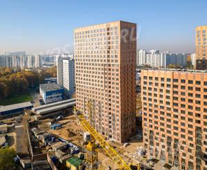 ЖК «Аннино Парк»: ход строительства строения №5