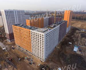 ЖК «Измайловский лес»: ход строительства корпуса №2.2
