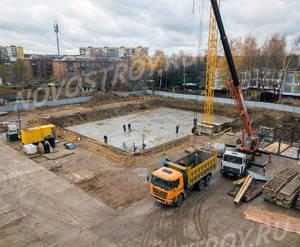 ЖК «Кузьминский лес»: ход строительства корпуса №2