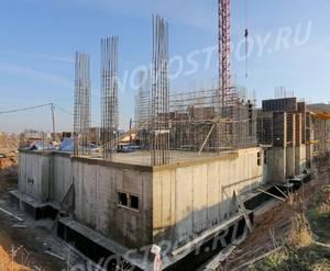 ЖК «Инновация»: ход строительства корпуса №1