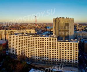 ЖК «Богемия»: ход строительства дома №14